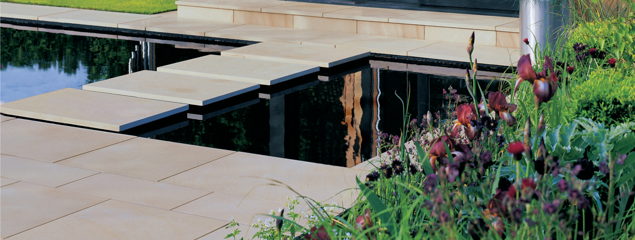 Rippon - Sawn & Honed Indian Stone