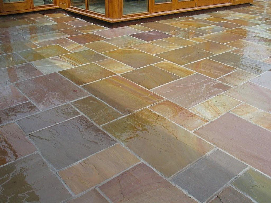 Rippon Indian Stone Paving