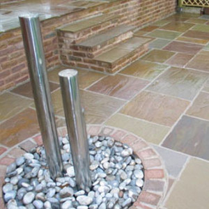 THICKER GRADE Indian Stone Paving