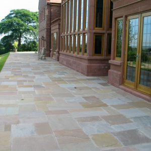 TUMBLED & AGED Indian Stone Paving