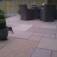 PATIO GRADE Indian Stone Paving