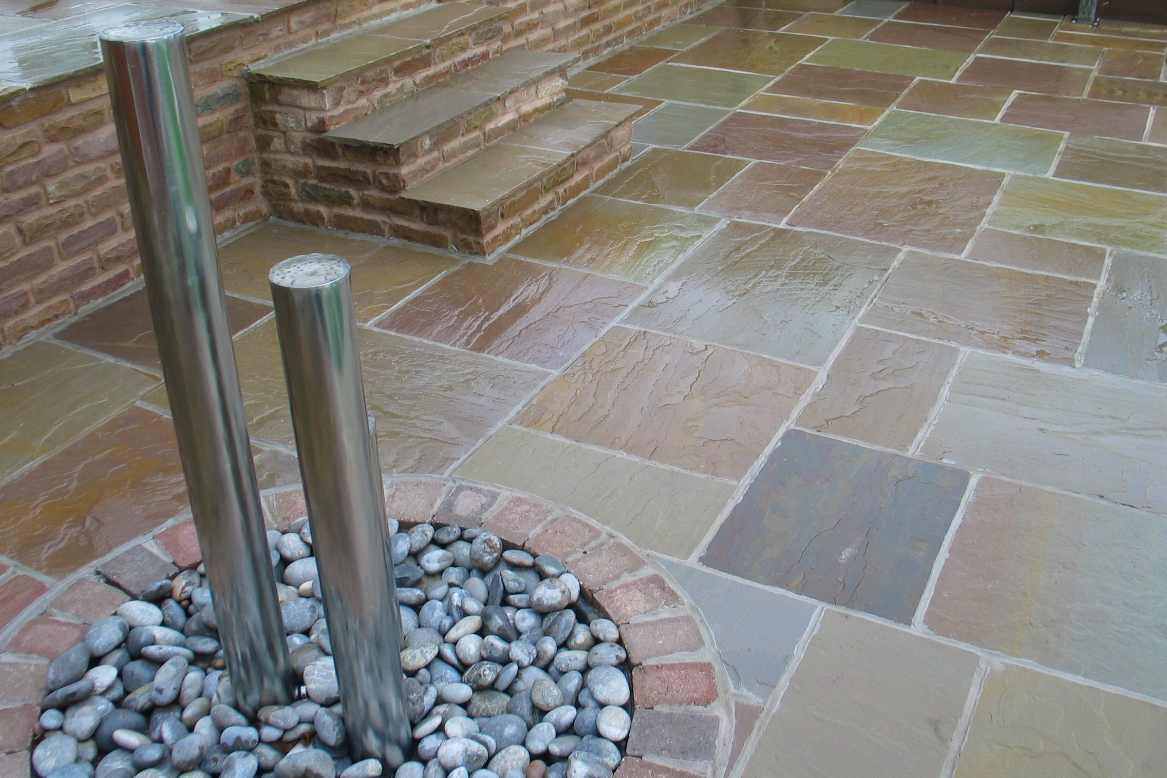 CALIBRATED (22mm Thickness) Indian Stone Paving